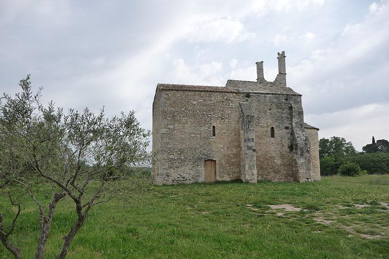 Photo du Monument Historique Chapelle Saint-Laurent situé à Jonquières-Saint-Vincent