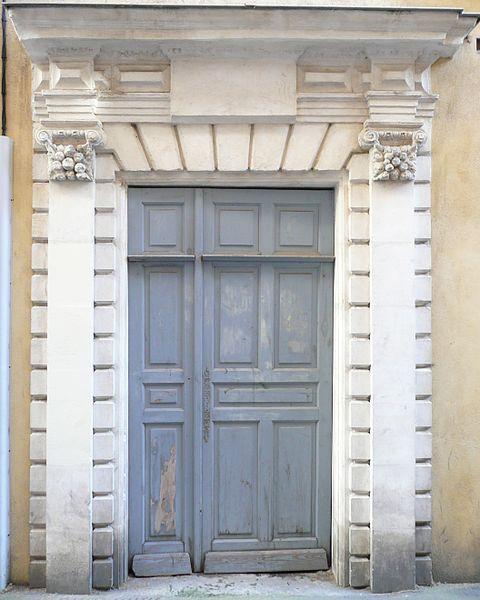 Photo du Monument Historique Immeuble situé à Nîmes