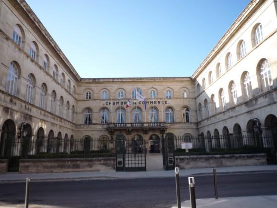 Photo du Monument Historique Ancien Hôtel-Dieu situé à Nîmes