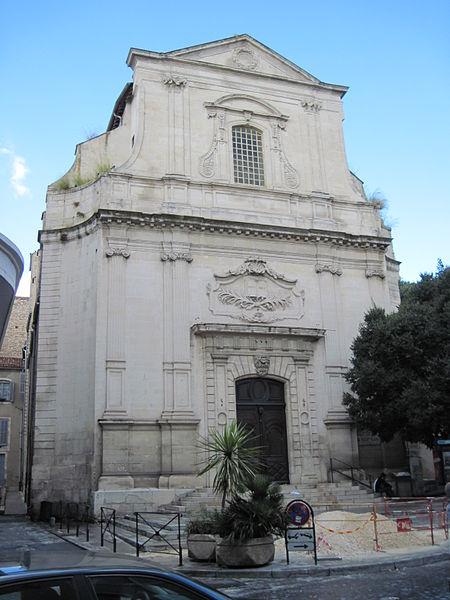 Photo du Monument Historique Grand Temple des Dominicains situé à Nîmes