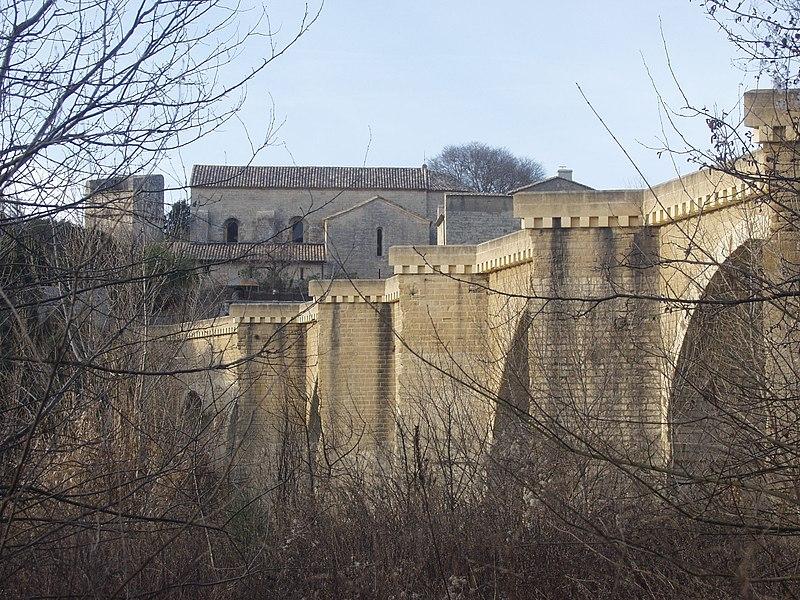 Photo du Monument Historique Ancien prieuré Saint-Nicolas de Campagnac situé à Sainte-Anastasie