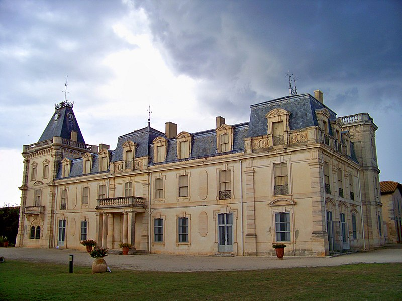 Photo du Monument Historique Domaine d'Espeyran situé à Saint-Gilles