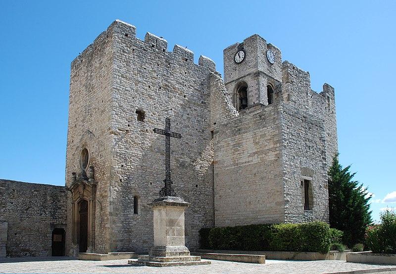 Photo du Monument Historique Eglise Saint-Laurent situé à Saint-Laurent-des-Arbres