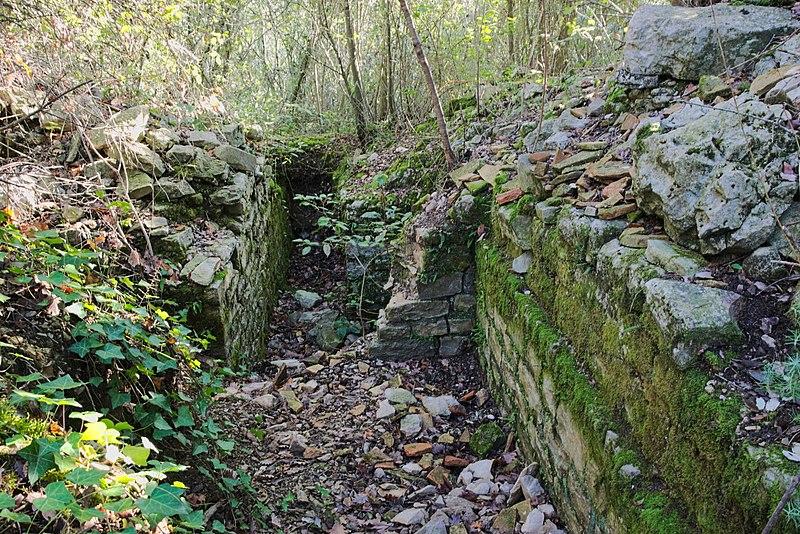 Photo du Monument Historique Oppidum préromain situé à Sauve