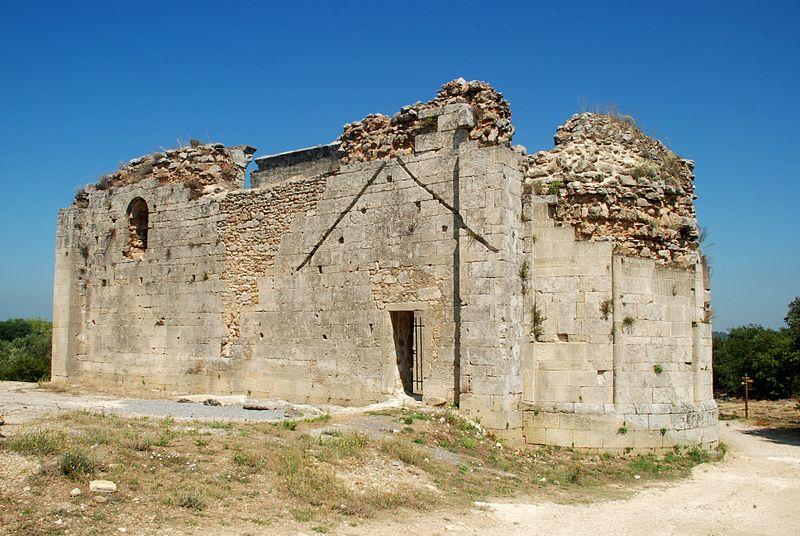 Photo du Monument Historique Eglise Saint-André situé à Souvignargues