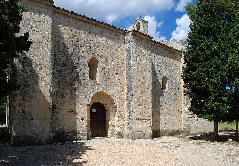 Photo du Monument Historique Chapelle antique de Saint-Amand situé à Théziers