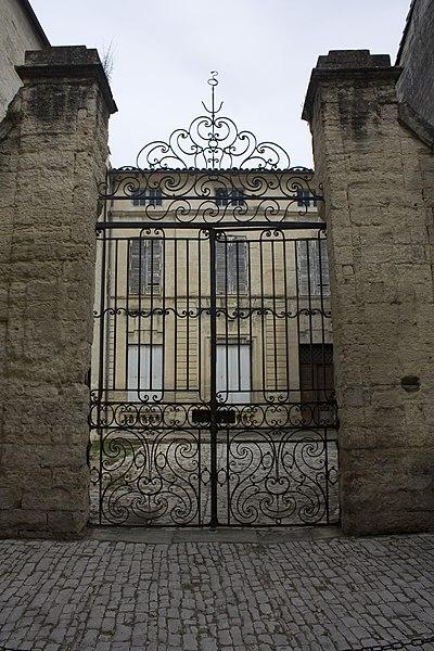 Photo du Monument Historique Maison situé à Uzès