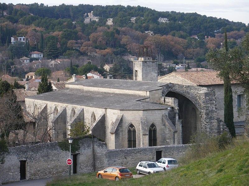 Photo du Monument Historique Ancienne chartreuse du Val-de-Bénédiction situé à Villeneuve-lès-Avignon