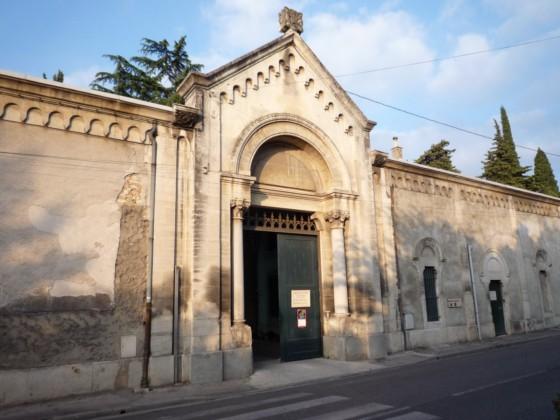 Photo du Monument Historique Cimetière protestant situé à Nîmes
