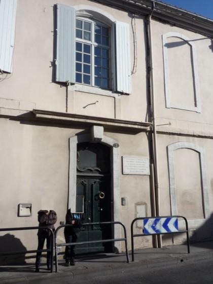 Photo du Monument Historique Maison de Paul Rabaut situé à Nîmes
