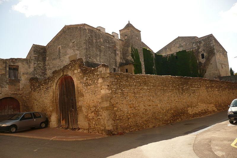 Photo du Monument Historique Château de Saze situé à Saze