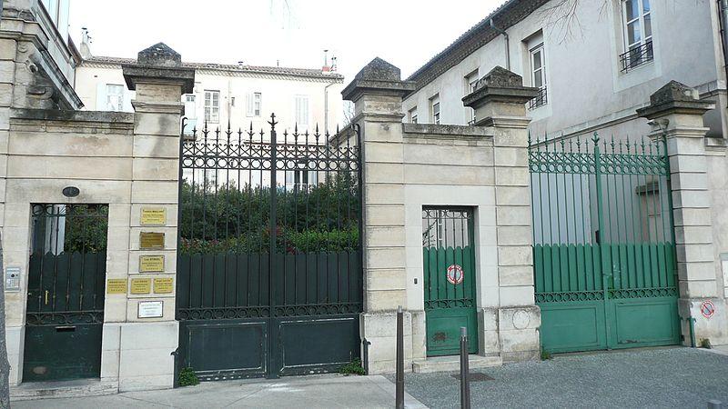 Photo du Monument Historique Immeubles avec vestiges archéologiques situé à Nîmes