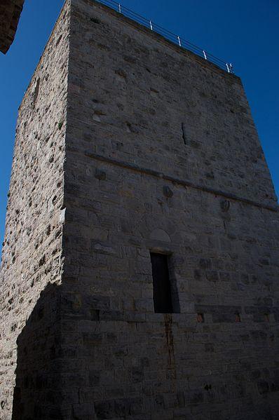 Photo du Monument Historique Ancien château de Durfort situé à Durfort-et-Saint-Martin-de-Sossenac