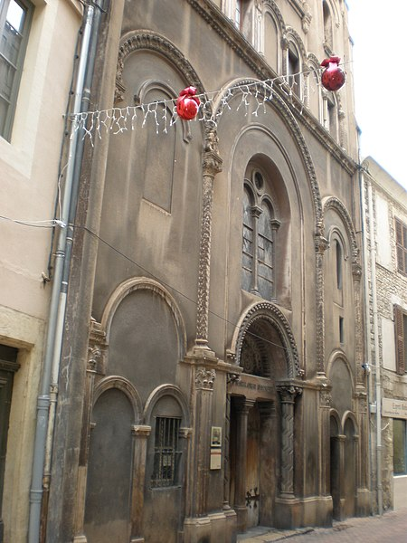 Photo du Monument Historique Chapelle Sainte-Eugénie situé à Nîmes