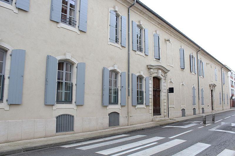 Photo du Monument Historique Maison, actuelle maison de retraite protestante situé à Nîmes