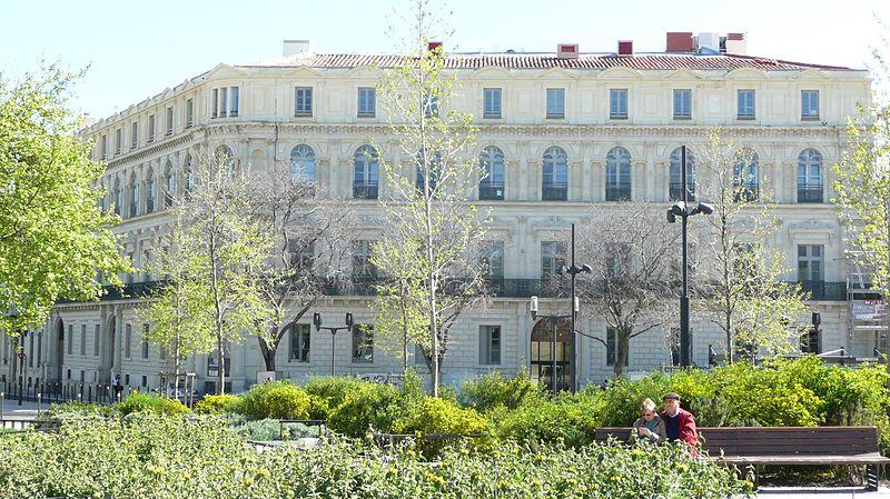 Photo du Monument Historique Immeuble dit Hôtel Bézard situé à Nîmes