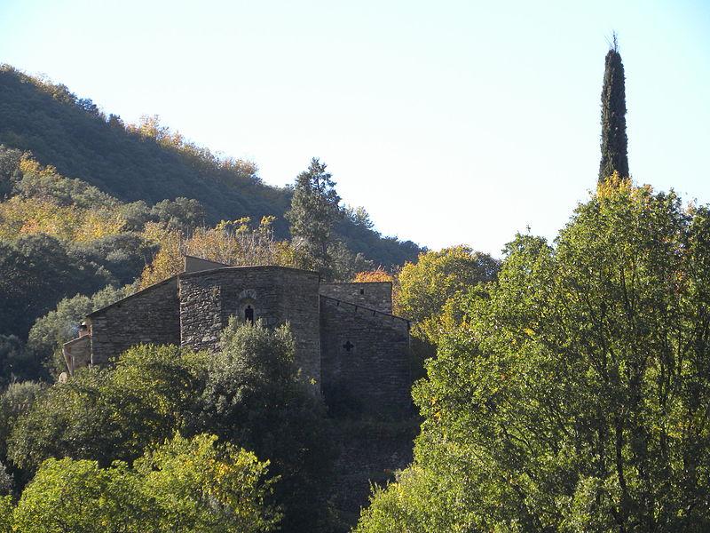 Photo du Monument Historique Ancienne église Saint-Martin-de-Corconac situé à L'Estréchure