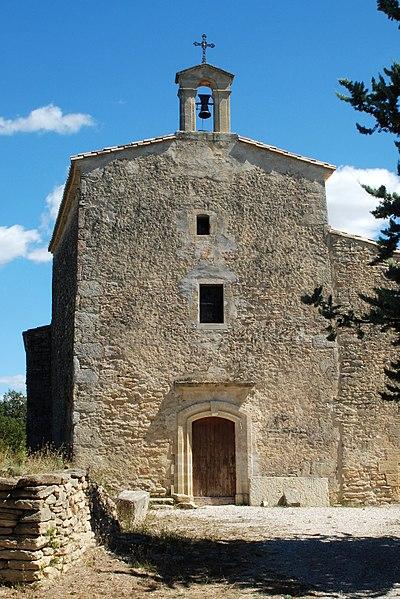 Photo du Monument Historique Chapelle Saint-Nazaire de Marissargues situé à Aubais