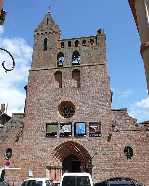 Photo du Monument Historique Eglise Saint-Paul situé à Auterive