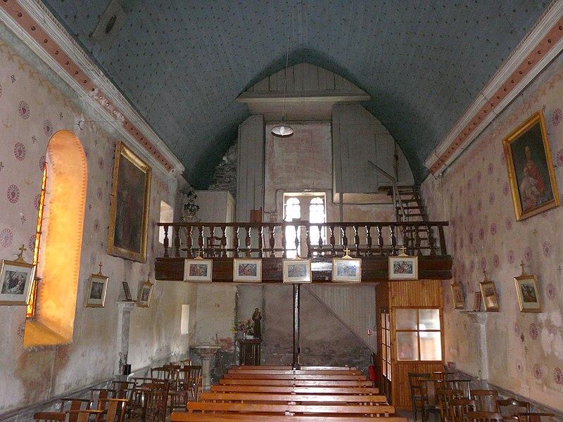 Photo du Monument Historique Chapelle Saint-Etienne situé à Bagnères-de-Luchon