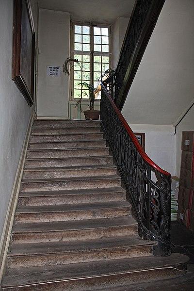 Photo du Monument Historique Château Lafont situé à Bagnères-de-Luchon