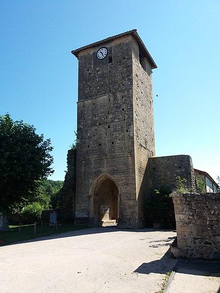 Photo du Monument Historique Eglise situé à Beauchalot