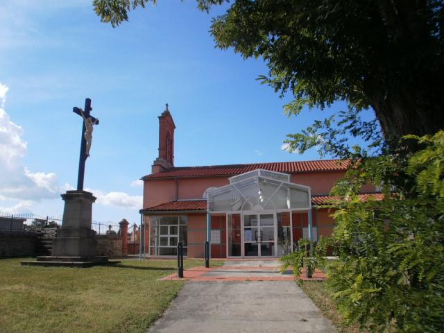 Photo du Monument Historique Oratoire de Saint-Exupère situé à Blagnac
