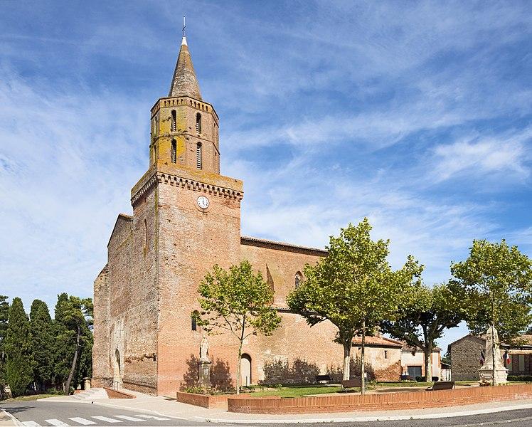 Photo du Monument Historique Eglise Saint-Bernard situé à Bourg-Saint-Bernard