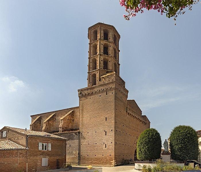 Photo du Monument Historique Eglise situé à Buzet-sur-Tarn