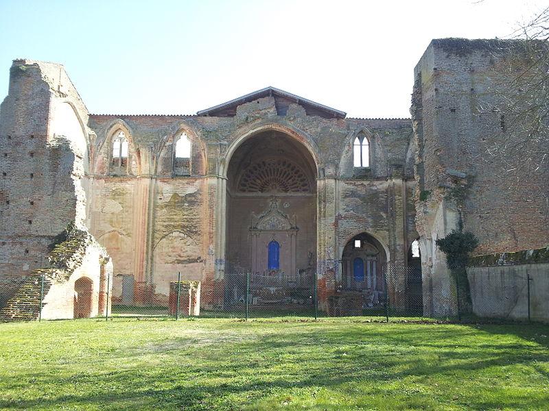 Photo du Monument Historique Eglise situé à Eaunes
