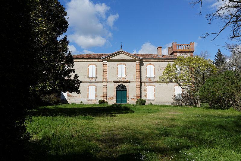 Photo du Monument Historique Château des Demoiselles situé à Frouzins