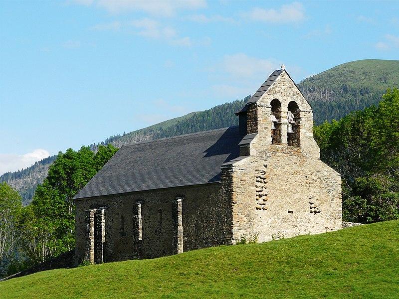 Photo du Monument Historique Chapelle Saint-Tritous situé à Garin