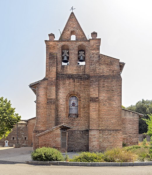 Photo du Monument Historique Eglise Saint-Pierre situé à Gémil
