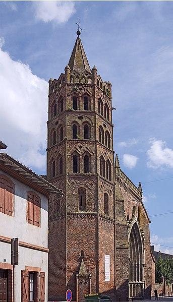 Photo du Monument Historique Eglise Notre-Dame de l'Assomption situé à Grenade