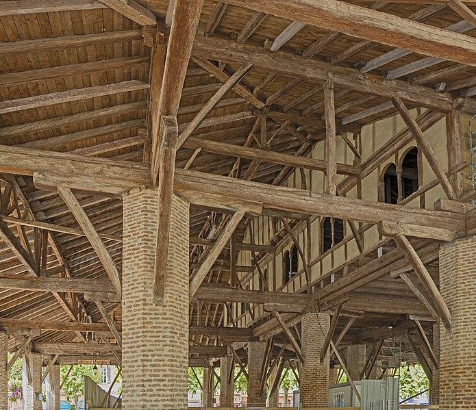 Photo du Monument Historique Halle situé à Grenade