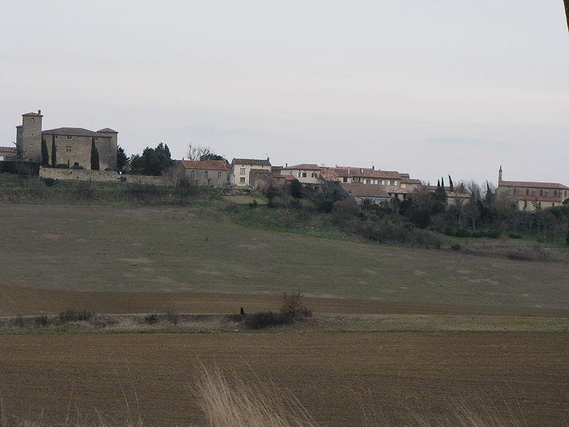 Photo du Monument Historique Château situé à Juzes
