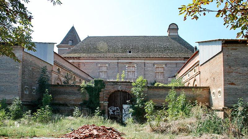 Photo du Monument Historique Château situé à Lacroix-Falgarde