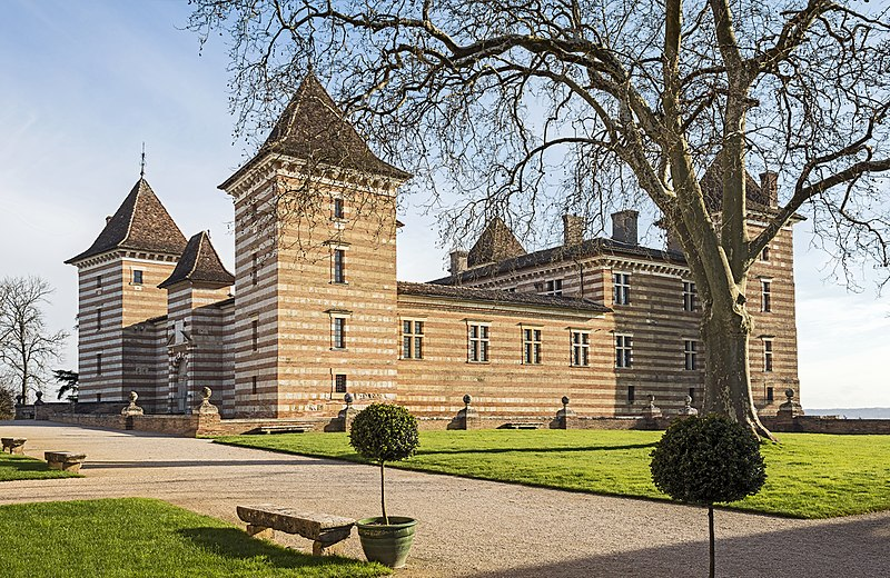 Photo du Monument Historique Château de Laréole situé à Laréole