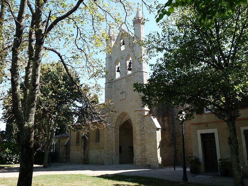 Photo du Monument Historique Eglise situé à Maurens