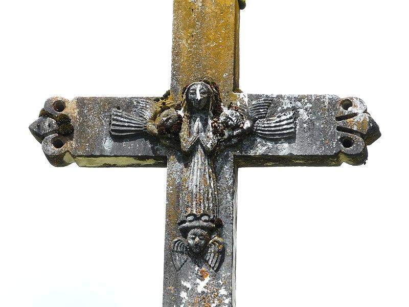 Photo du Monument Historique Croix du cimetière situé à Mayrègne