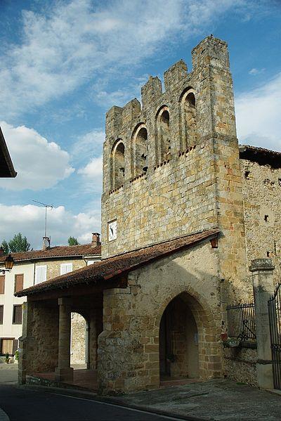 Photo du Monument Historique Eglise situé à Montbrun-Bocage