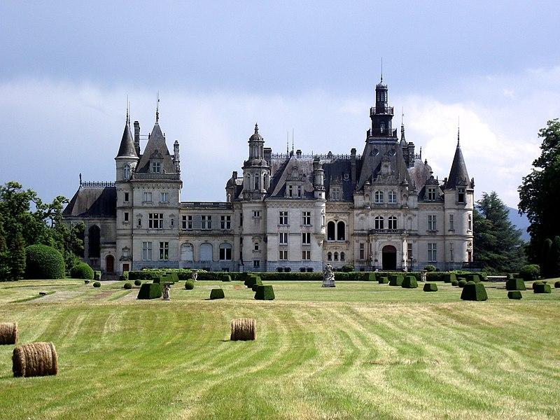 Photo du Monument Historique Domaine de Valmirande situé à Montréjeau