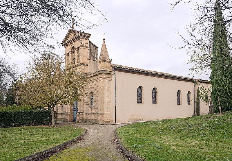 Photo du Monument Historique Eglise situé à Ondes