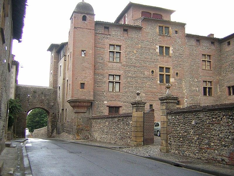 Photo du Monument Historique Château situé à Palaminy