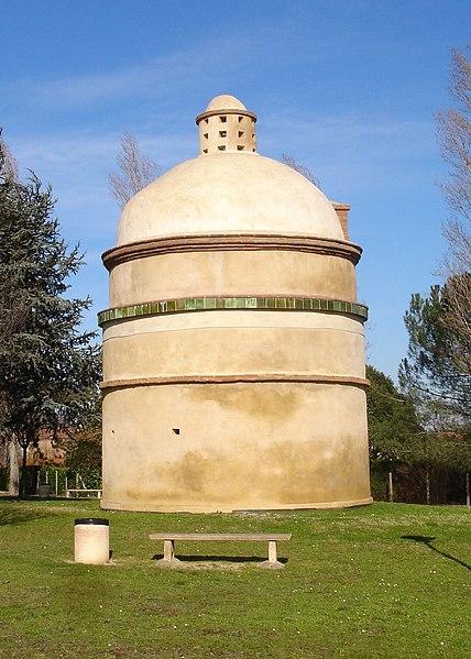 Photo du Monument Historique Pigeonnier situé à Ramonville-Saint-Agne