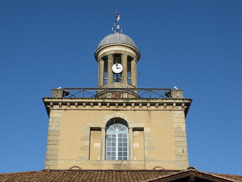 Photo du Monument Historique Halle, actuellement office du tourisme situé à Revel