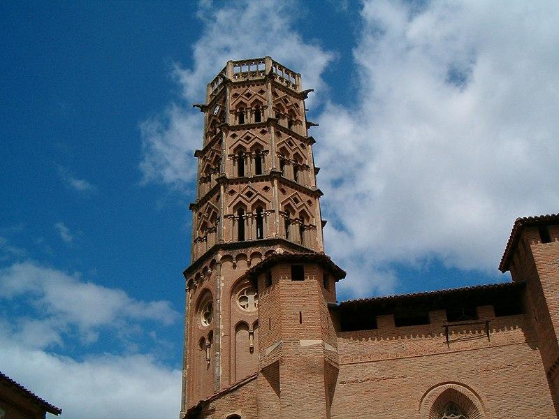 Photo du Monument Historique Ancienne cathédrale Sainte-Marie situé à Rieux-Volvestre