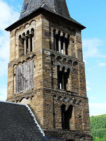 Photo du Monument Historique Eglise situé à Saccourvielle
