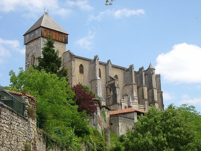 Photo du Monument Historique Ancienne cathédrale Notre-Dame situé à Saint-Bertrand-de-Comminges