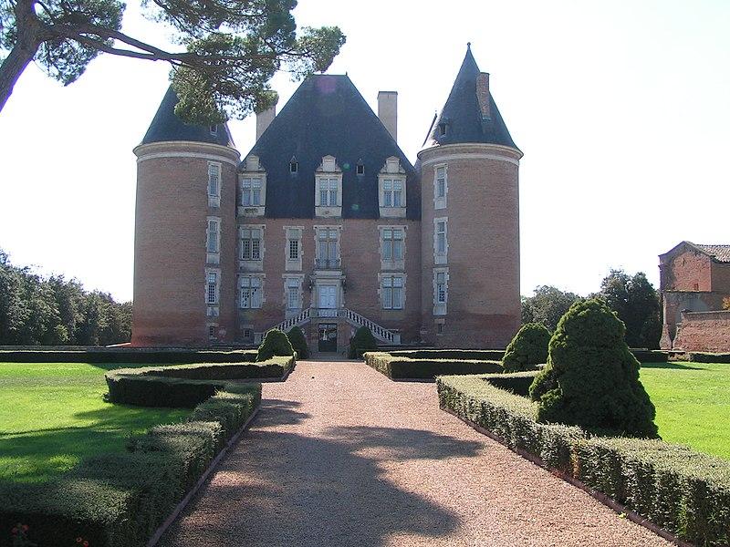 Photo du Monument Historique Château situé à Saint-Elix-le-Château
